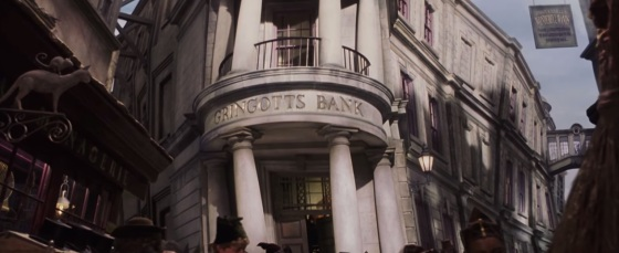'Harry Potter and the Escape from Gringotts' Ride Teaser