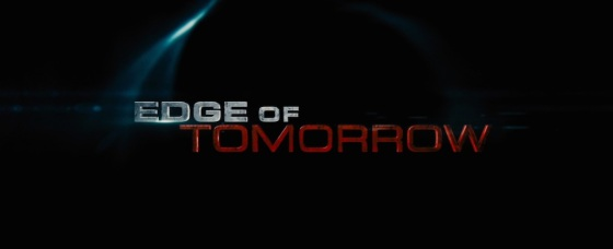 Edge of Tomorrow Movie Title Logo
