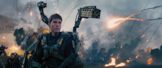 Edge of Tomorrow Movie Trailer 1