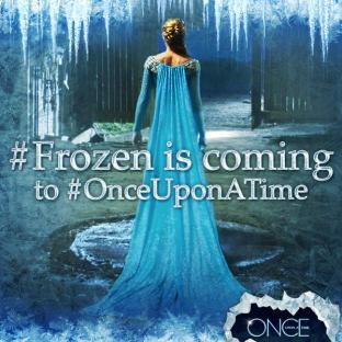 Elsa Frozen Once Upon a Time