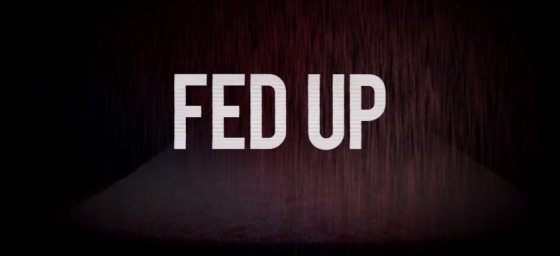 Fed Up 2014 Title Movie Logo