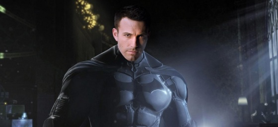 First Image of Ben Affleck's Batsuit and Batmobile From 'Batman vs. Superman'