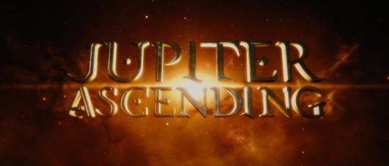 Jupiter Ascending Movie Title Logo