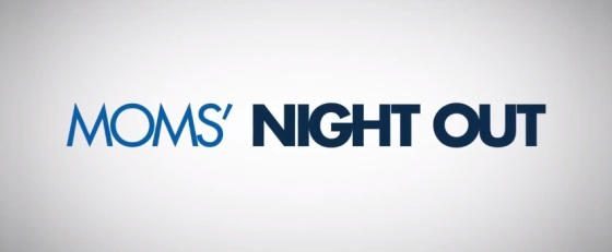 Mom's Night Out Title Movie Logo