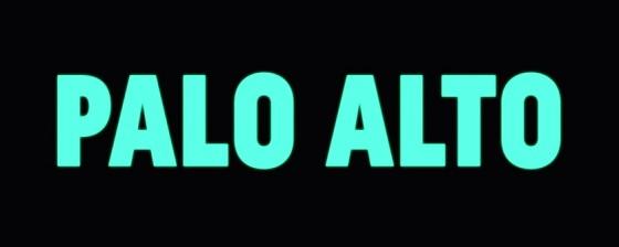 Palo Alto 2014 Title Movie Logo