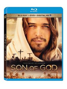 Son of God Blu-Ray Box Cover Art