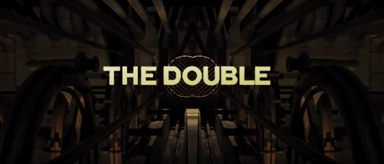 The Double 2014 Title Movie Logo