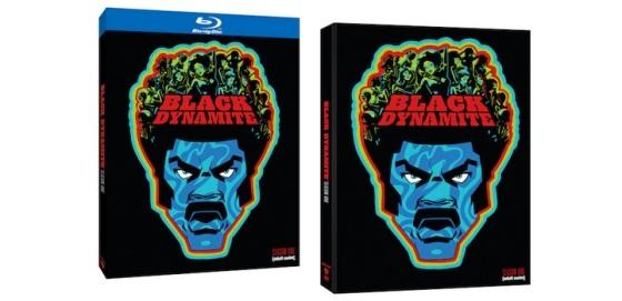 Black Dynamite Season 1 Box Cover Art
