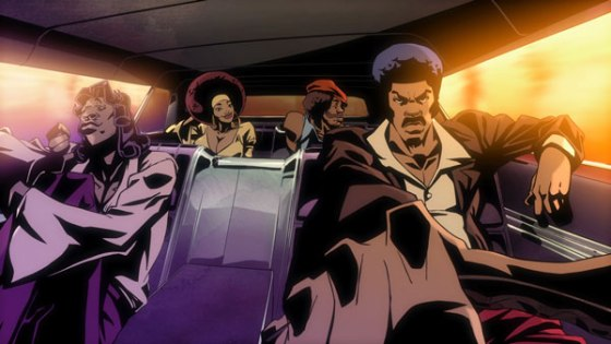 'Black Dynamite' Season One Available on Blu-Ray and DVD July 15