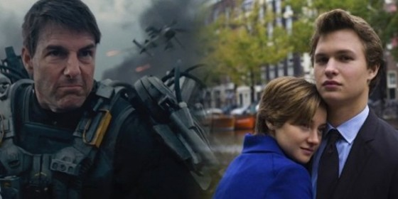 Box Office Battlefield 'Edge of Tomorrow' Vs. 'The Fault in Our Stars'
