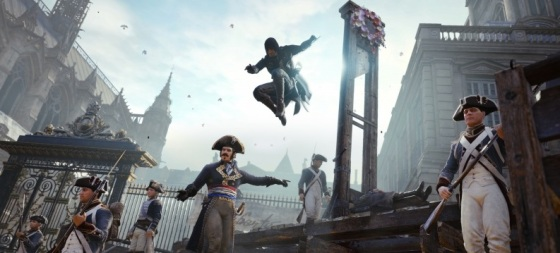 E3 2014 Assassin's Creed Unity Announement Trailer