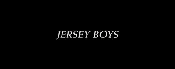 Jersey Boys Logo Movie Title