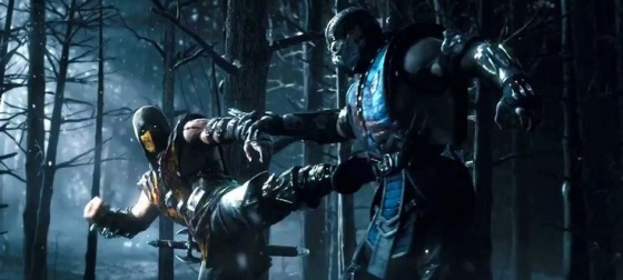 Motal Kombat X 2014 Announcement Trailer