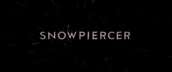 Snowpierecer Titie Movie Logo