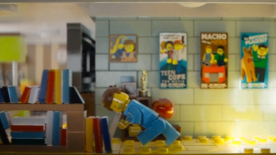 The LEGO Movie 21 Jump Street Poster