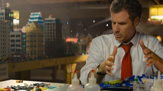 The LEGO Movie Will Ferrell