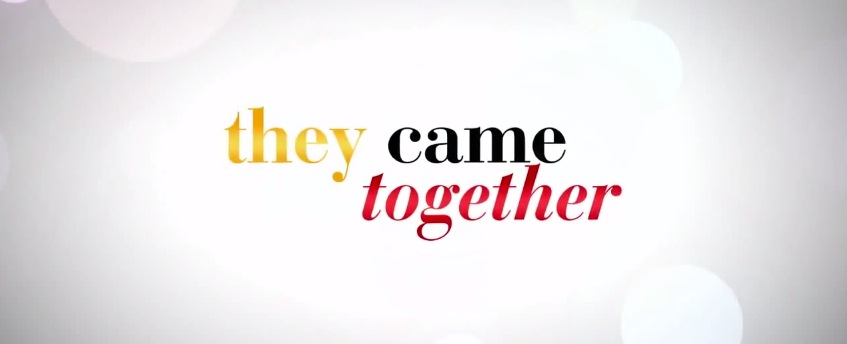 They Came Together Title Movie Logo