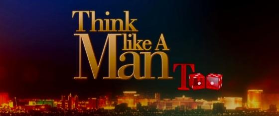 Think Like A Man Too Logo Movie Title