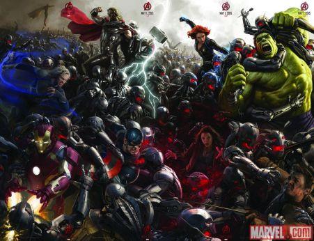Avenger-Age of Ultron full poster
