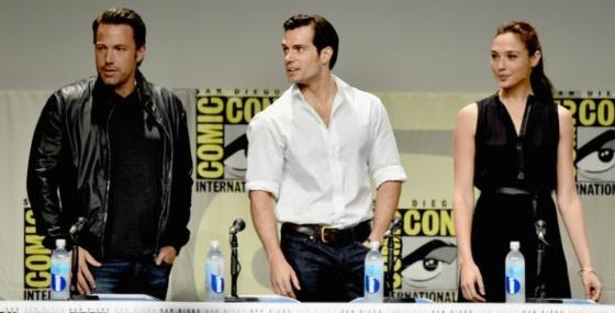 Batman v Superman Dawn of Justice Teaser Comic-Con 2014