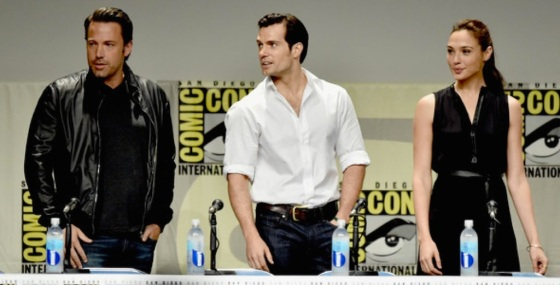 Batman v Superman Dawn of Justice Teaser Comic-Con 2014