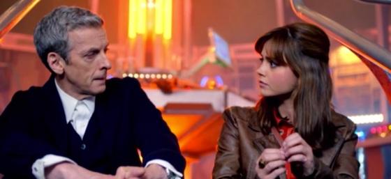 BBC Doctor Who Season 8 Trailer