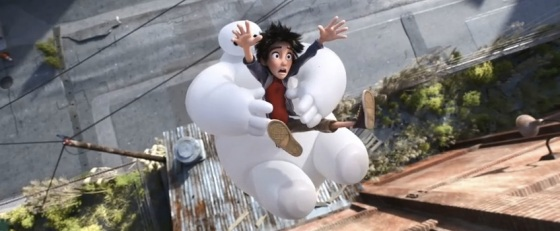 'Big Hero 6' Movie Trailer