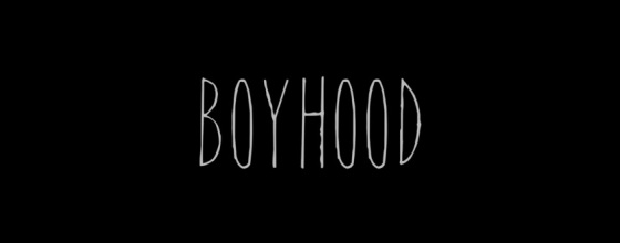 Boyhood Movie Tile Logo