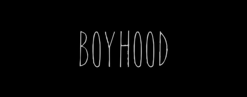Boyhood Movie Tile Logo