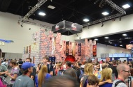 Comic-Con 2014 ABC Once Upon a Time Booth