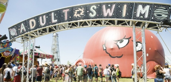 Comic-Con 2014 Adult Swim Takes Over SDCC with Meatwad Dome