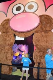 Comic-Con 2014 Adventure Time Booth