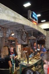 Comic-Con 2014 AE Bates Motel Booth