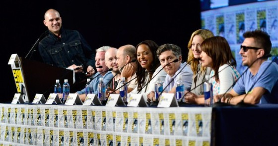 """Archer"" Screening And Q&A - Comic-Con International 2014"