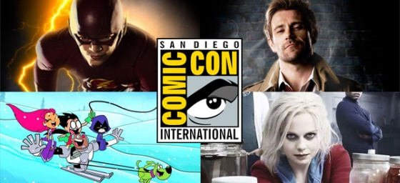 Comic-Con 2014 Complete Preview Night Panel Schedule