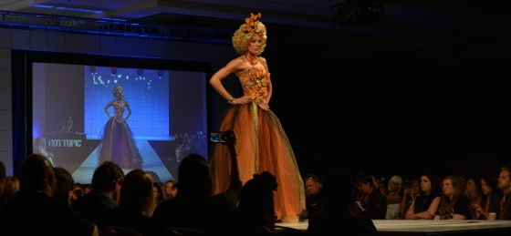 Comic-Con 2014 Geek Chic Rules the Catwalk at the Her Universe Fashion Show