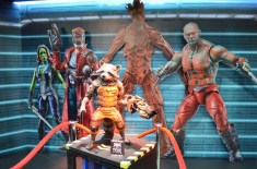 Comic-Con 2014 Guardians of the Galaxy