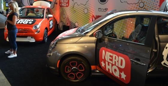 Comic-Con 2014 Nerd HQ Takes Over PETCO Park