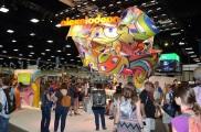 Comic-Con 2014 Nickelodeon Booth 3