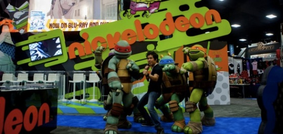 Comic-Con 2014 Nickelodeon Will Greenlight Your Pitch for a New Animated Short