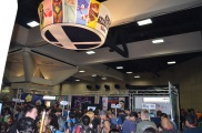 Comic-Con 2014 Nintendo Smash Bros Booth