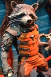 Comic-Con 2014 Rocket Raccoon