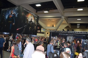 Comic-Con 2014 Sideshow Collectibles Booth
