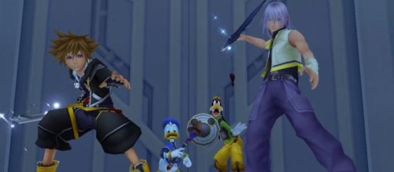 Comic-Con 2014 Square Enix Arcade Hosts Kingdom Hearts HD 2.5, Hitman Sniper, Lara Croft