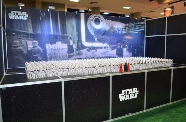 Comic-Con 2014 Star Wars Booth