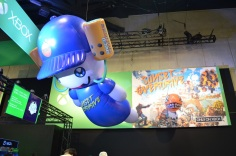 Comic-Con 2014 Sunset Overdrive