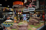 Comic-Con 2014 Tamashii Nations Booth