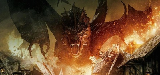 Comic-Con 2014 'The Hobbit The Battle of the Five Armies' Poster Debut