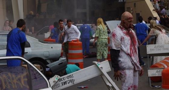 Comic-Con 2014 The Walking Dead Escape Returns to SDCC