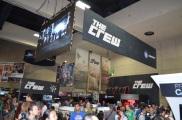 Comic-Con 2014 Ubisoft The Crew Booth